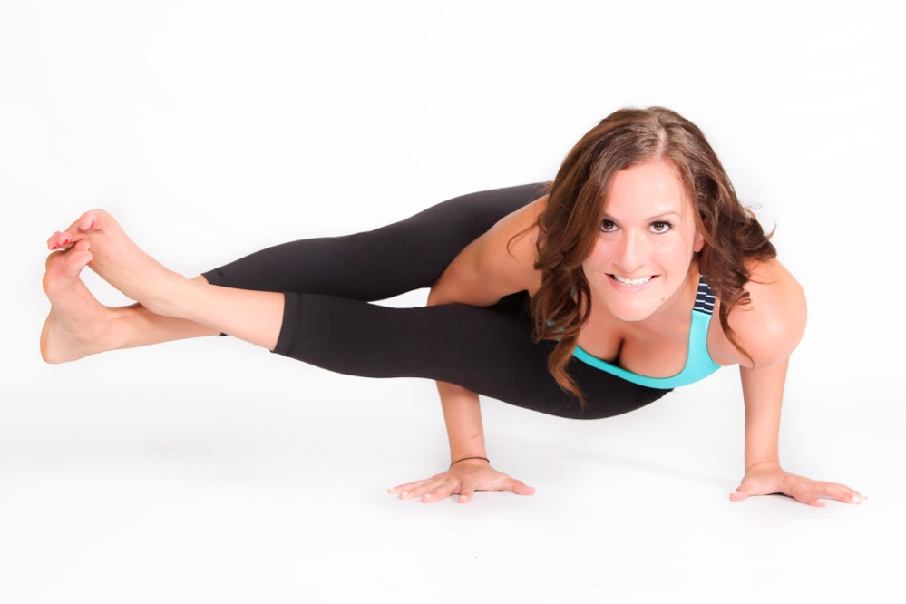 Kaitlin Ferguson Gaia Flow Yoga Instructor