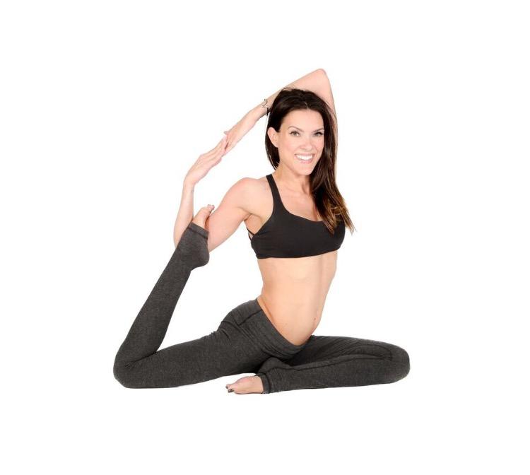 Selwa Mitchell Gaia Flow Yoga Instructor