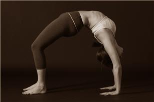 Yoga Instructor Amanda Amador