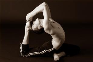 Yoga Instructor Christopher Rahlwes