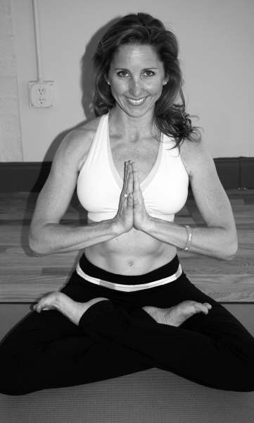 Dana Paluso Yoga Instructor