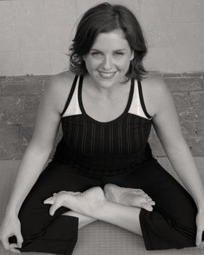 Heather Livsey - Gaia Flow Yoga Instructor