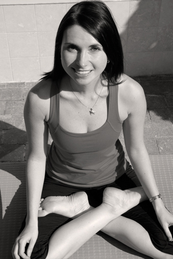 Jamie Walkowiak - Gaia Flow Yoga Instructor