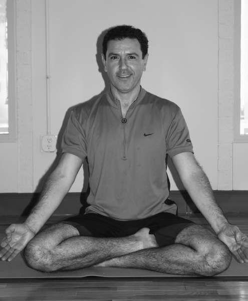 Mauricio Gutierrez Yoga Instructor