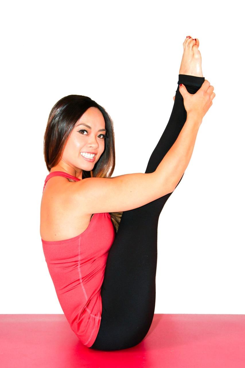 Gaia Flow Yoga Instructor - Mellissa Nguyen