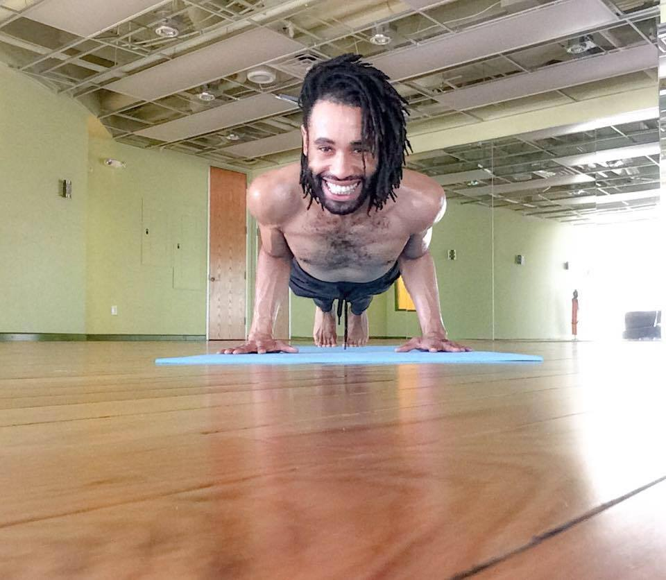 Gaia Flow Yoga Instructor - Michael Counter