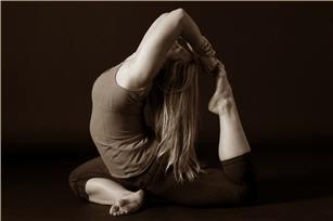 Yoga Instructor Misty Miller