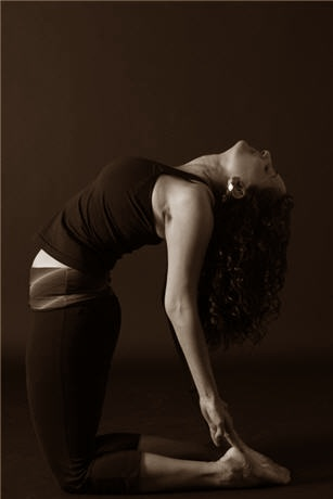 Yoga Instructor Neha Ajmera