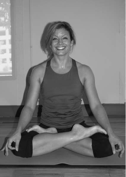 Yoga Instructor Tanya Peale